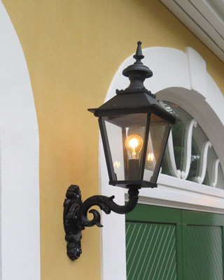 Fasadbelysning Glimmerö