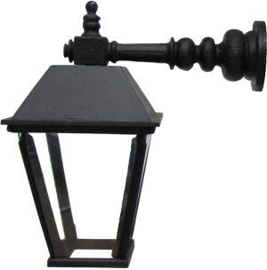 Fasadbelysning Lysvik-L L4 med glasbotten